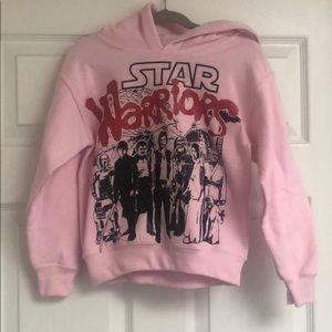 Other - Pink Star Warriors Star Wars Hoodie